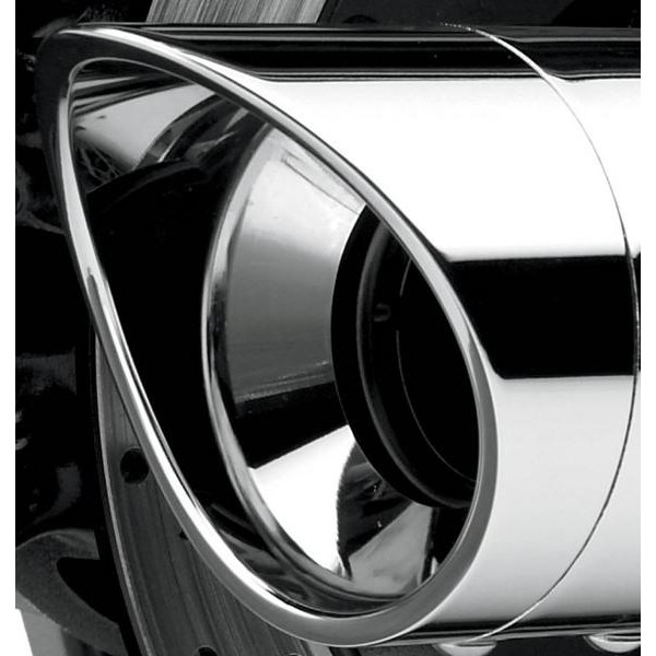 4in. Billet Exhaust Tip