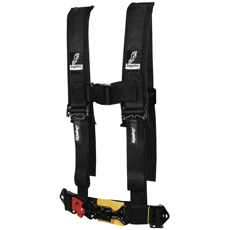 4-Point Racing Harness Restraints