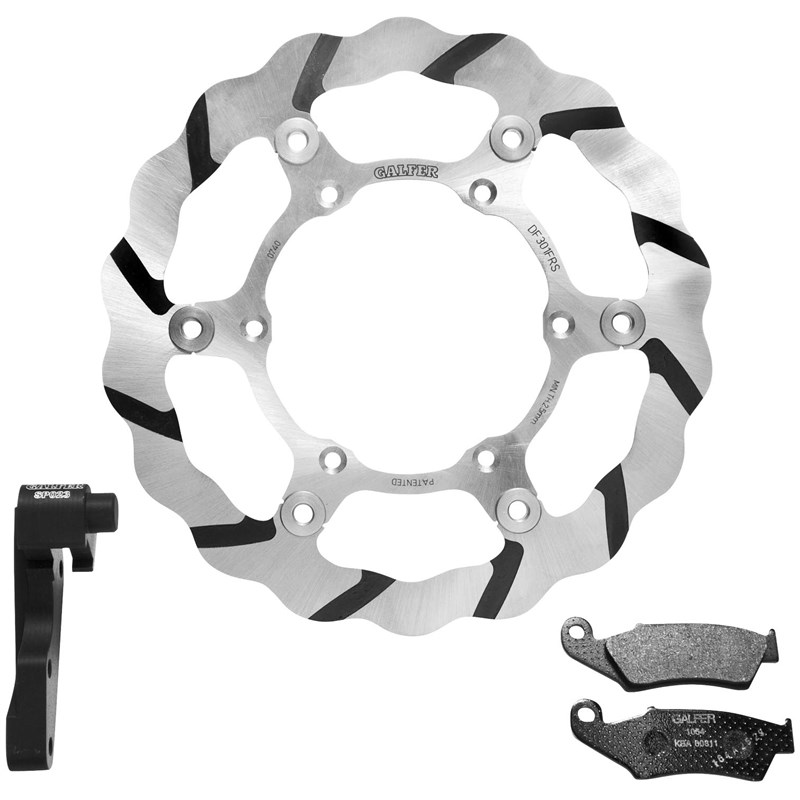 Tsunami Oversize Wave Brake Rotor Kit