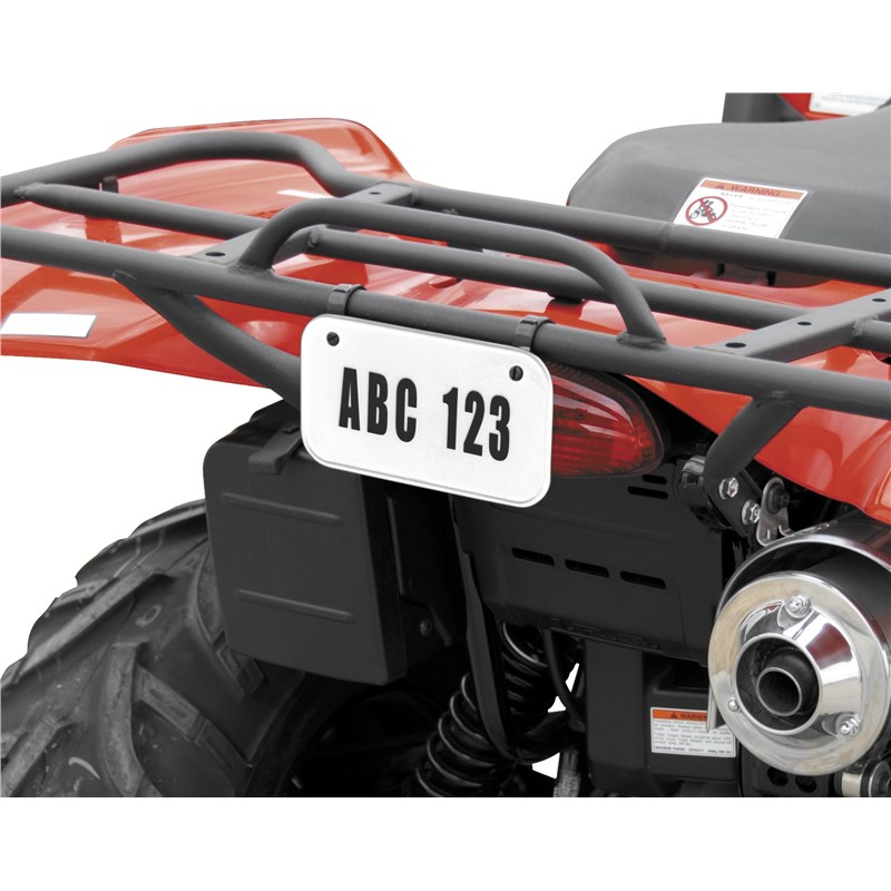 ATV License / Registration Kit
