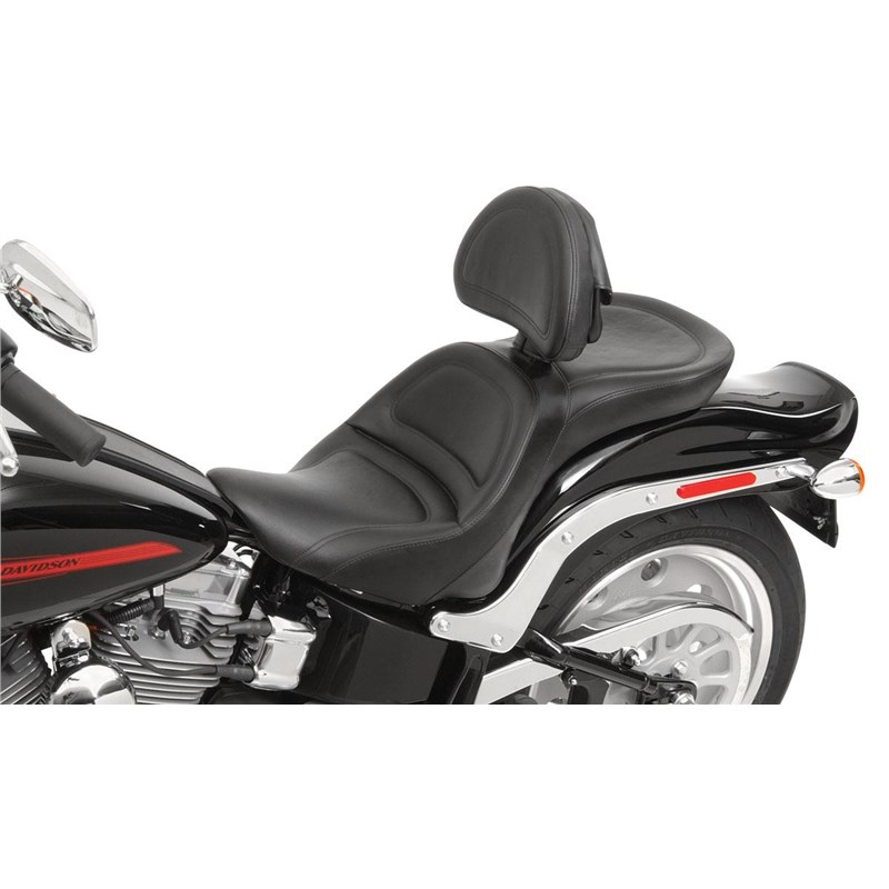 Explorer Seat with Driver Backrest