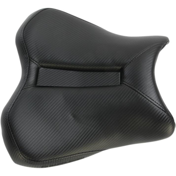 Gel-Channel Sport One-Piece Solo Seat with Rear Cover