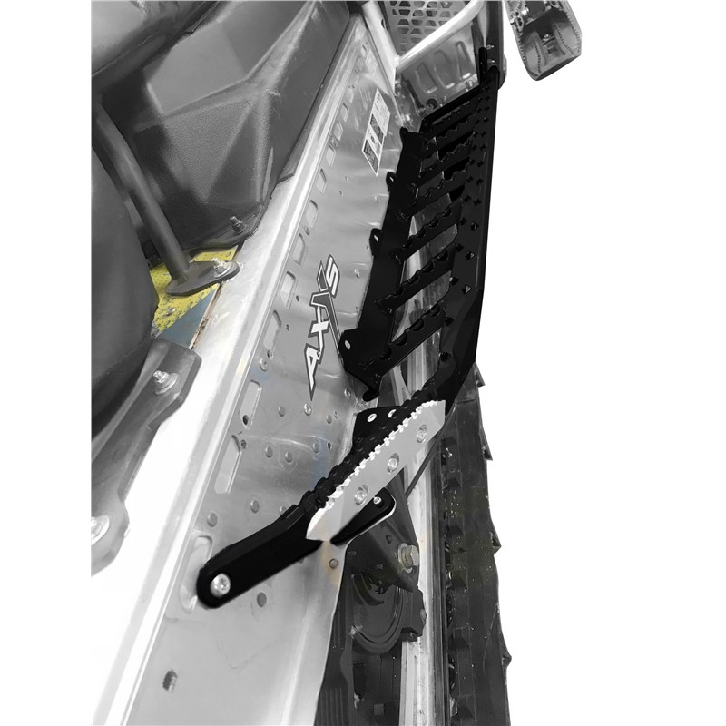 Burandt Tri-Lite Shorty Running Boards