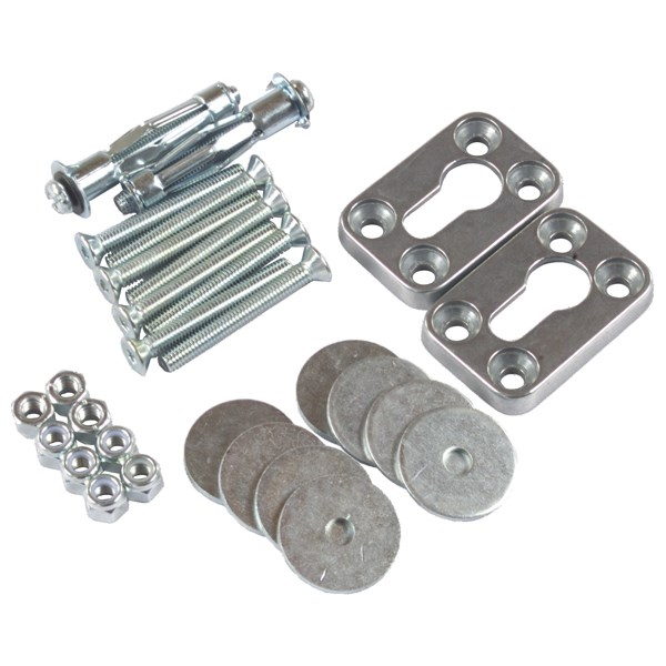Wheel Chock Hardware Kit