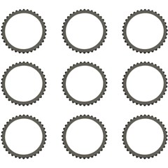 Aramid Fiber Clutch Plate Kit