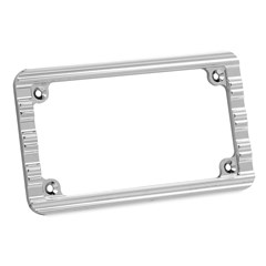 10-Gauge License Plate Frames