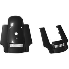 Angled Fender Extension Cover Kit