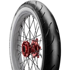 Cobra Chrome AV91 Front Tires