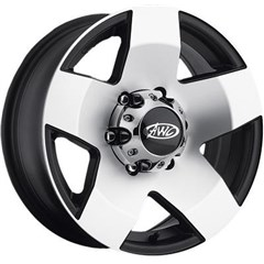 850 Series Aluminum Trailer Wheel