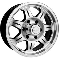870 Series Aluminum Trailer Wheel