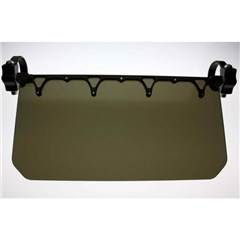 12in. Wide Sun Visor