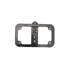 Bolt-On Lighted License Plate Frame