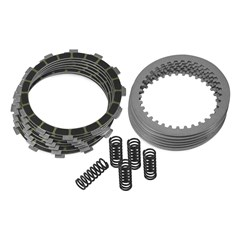 Carbon Fiber Clutch Friction Plate Kit