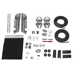 Complete Saddlebag Latch Kit