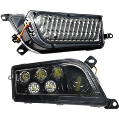 2-Piece LED Headlight Conversion Kit
