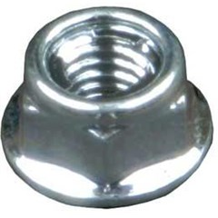 12mm Hex Flange Nuts