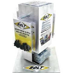 Bolt Aluminum Display Only