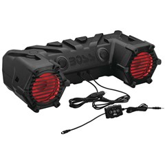 450 Watt Bluetooth All Terrain Sound System with LED