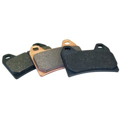 CM66 High Friction Carbon Brake Pads
