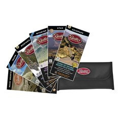 Rocky Mountain Collection Motorcycle Maps