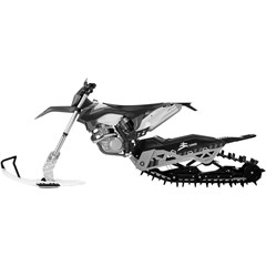 DTS 129 Dirt to Snow Bike Conversion Systems