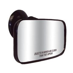 Suction Cup Marine Mirror