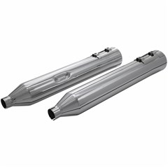 4in. Straight Slip-On Mufflers