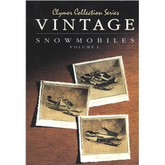 Collection Series Vintage Snowmobile Manual