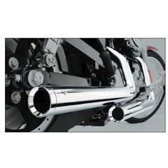 Dragsters Exhaust System
