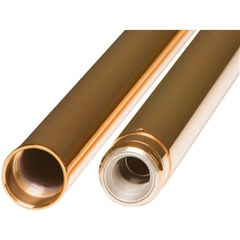 39mm Gold Fork Tubes