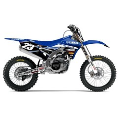 2016 Star Racing Yamaha Graphics Kit