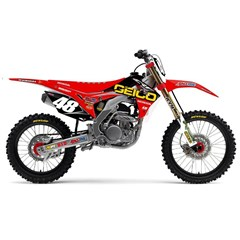 2017 Geico Honda Graphics/Trim Kits