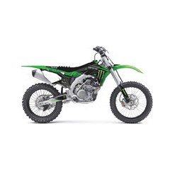 2017 Monster Energy Kawasaki Complete Graphics Kit