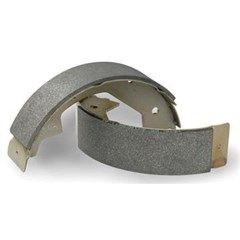 10in. Freebacking Brake Shoe Lining Kit