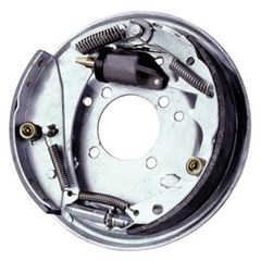 10in. Hydraulic Drum Brake Assembly
