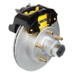10in. Vented Eliminator Rotor Disc Brake Kits