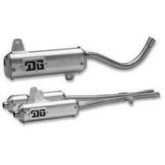 2-Stroke ATV Racing Exhaust Silencers