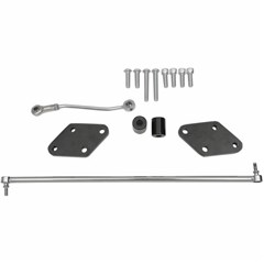 2in. Rearward Forward Control Relocation Kit