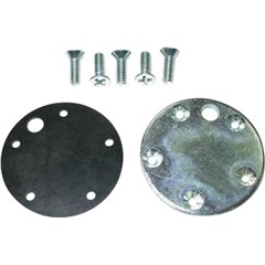 Blockoff Plate with Gasket