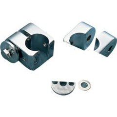 Chrome Universal Mounts