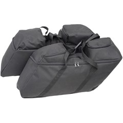 Collapsible Soft Luggage for HD Hard Saddlebags