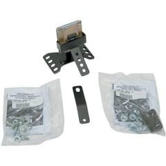 Driver Backrest Kit for OEM Dresser/Touring Seat