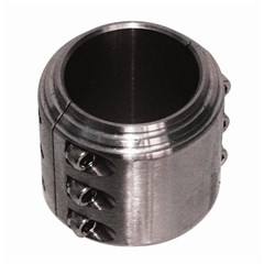 Machined Tube Clamp & Cage Bung