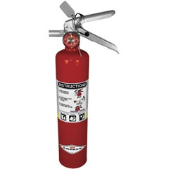 Universal 2.5 lb Fire Extinguisher