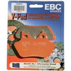 Semi-Sintered V Brake Pads