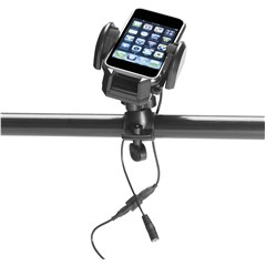 Plug & Go Handlebar Phone Holder and Charger
