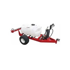 60 Gallon Trailer Sprayer