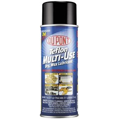 Dupont Multi-Use Lubricant with Teflon Fluoropo- 11oz. Spray