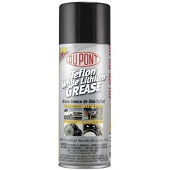 Dupont White Lithium Grease Plus Teflon Fluoropolymer