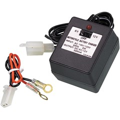 6 and 12 Volt Battery Charger